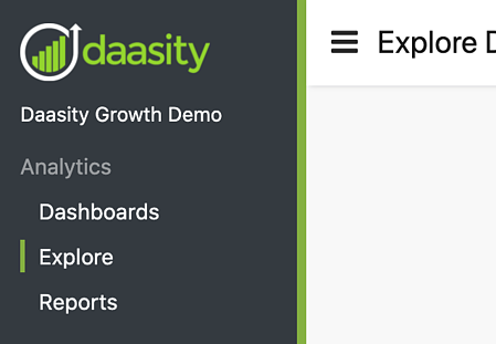 Find UTM and Channel Info in Daasity - Explore