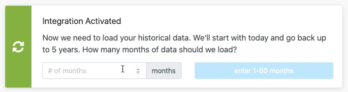 Add Data Integrations to New Daasity Growth Account - Integration