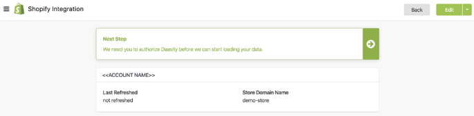 Shopify Plus Setup - Create