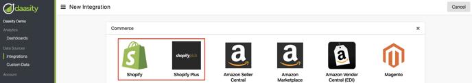 Shopify Plus Setup - Pick