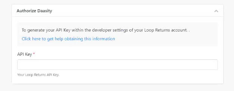 Add Loop Returns Integration - Step 6