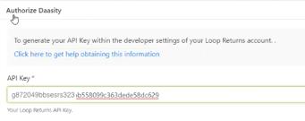 Add Loop Returns Integration - Step 9